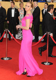 Jennifer Lawrence Photo - Jennifer Lawrence 17th Annual Screen Actors Guild Awards (Arrivals) Held at the Shrine Auditorium Los Angeles CA January 30 - 2011 photo Dlong - Globe Photos Inc 2011