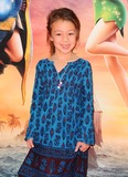 Aubrey Anderson Photo - Aubrey Anderson-emmons attending the Los Angeles Premiere of the Pirate Fairy Held at the Walt Disney Studios Lot in Burbank California on March 22 2014 Photo by D Long- Globe Photos Inc