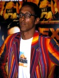 Andre Royo Photo - Hbos Undefeated Premiere at the Loews 34th Street Theatre New York City 07222003 Photo John B ZisselipolGlobe Photos Inc 2003 Andre Royo
