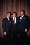 Tony LoBianco Photo - Paul Sorvino with Tony Lobianco  Rudolph Giuliani on the Road to Victory 1993 L5443ml Photo by Mitchell Levy-Globe Photos Inc