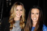 Alanis Morissette Photo - Alicia Silverstone and Alanis Morissette During a Ceremony Inducting Alanis Morissette Into Hollywoods Rockwalk August 21 2012 in Los Angeles Photo Michael Germana - Globe Photos
