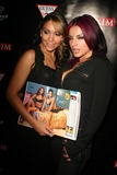 Juliya Chernetsky Photo - Maxim Magazines Music Party Issue with Avril Lavigne Held at the Crobar New York City 09092004 Photo John Zissel Ipol Globe Photos Inc 2004 Marianela Pereyra and Juliya Chernetsky