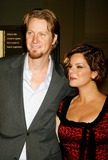 Thaddaeus Scheel Photo - Rails  Ties Los Angeles Premiere Steven J Ross Theatre at the Warner Broslot Burbank CA 102307 Marcia Gay Harden and Husband Thaddaeus Scheel Photo Clinton H Wallace-photomundo-Globe Photos Inc