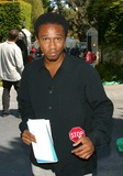 Aaron McGruder Photo - - Aclu Southern California 4oth Annual Garden Party - Private Resident of Stanley and Betty Sheinbaum Brentwood CA 09072003 - Photo by Milan Ryba Globe Photos Inc 2003 Aaron Mcgruder (Syndicated Cartoonist)
