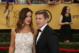 Allen Leech Photo - Charlie Webster and Actor Allen Leech Arrive at the 21st Annual Screen Actors Guild Awards- Sag Awards - in Los Angeles USA on 25 January 2015 Photo Alec Michael