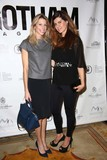Anne Fontaine Photo - Sarah Gargano and Anne Fontaine Attend the Gotham Magazine Celebrates Cover Star and Miracle on Madison Ambassador Sandra Lee Arabelle Restaurant Plaza Athenee Hotel NYC December 5 2015 Photos by Sonia Moskowitz Globe Photos Inc