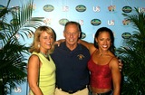Alicia Calaway Photo - Survivor Contest Where One of the Survivor Castaways Will Win an Additional 1000000 Madison Square Garden New York City 05132004 Photo Rick Mackler  Rangefinders  Globe Photos Inc 2004 Alicia Calaway Rudy Boesch  and Kathy Vavrick-obrien