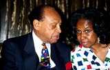 Lionel Hampton Photo - Sd0829 For the Love of Misic Cd Reception Lionel Hampton_pauline Bostick Photo Bywalter WeissmanGlobe Photos Inc
