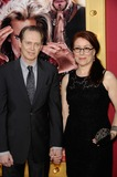 Jos Andres Photo - Steve Buscemi and Jo Andres During the Premiere of the New Movie From Warner Bros Pictures the Incredible Burt Wonderstone Held at Graumans Chinese Theatre on March 11 2013 in Los Angeles Photo Michael Germana - Globe Photos