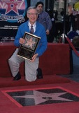 Mr Rogers Photo - Fred Rogers Mr Rogers Star on Walk of Fame in Hollywood 1998 K11033mr Photo by Milan Ryba-Globe Photos Inc