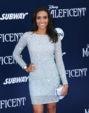 Annie  Ilonzeh Photo - Annie Ilonzeh attending the Los Angeles Premiere of Maleficent Held at the El Capitan Theatre in Hollywood California on May 28 2014 Photo by D Long- Globe Photos Inc
