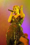 Ana Matronic Photo - Ana Matronic Scissor Sisters Performing at Festival Rock Im Park Zeppelinfeld Nuremberg Germany 06-01-2007 Photo by Alec Michael-Globe Photos Inc 2007