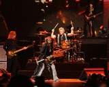 Tom Hamilton Photo - TAMPAFL DECEMBER 30 Tom HamiltonSteven TylerJoey Kramer and Joe Perry of Aerosmith perform in Tampa  Florida (Photo by NGS Media)